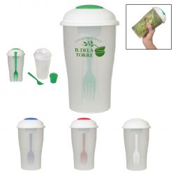 #CM 2155 - 3-Piece Salad Shaker Set