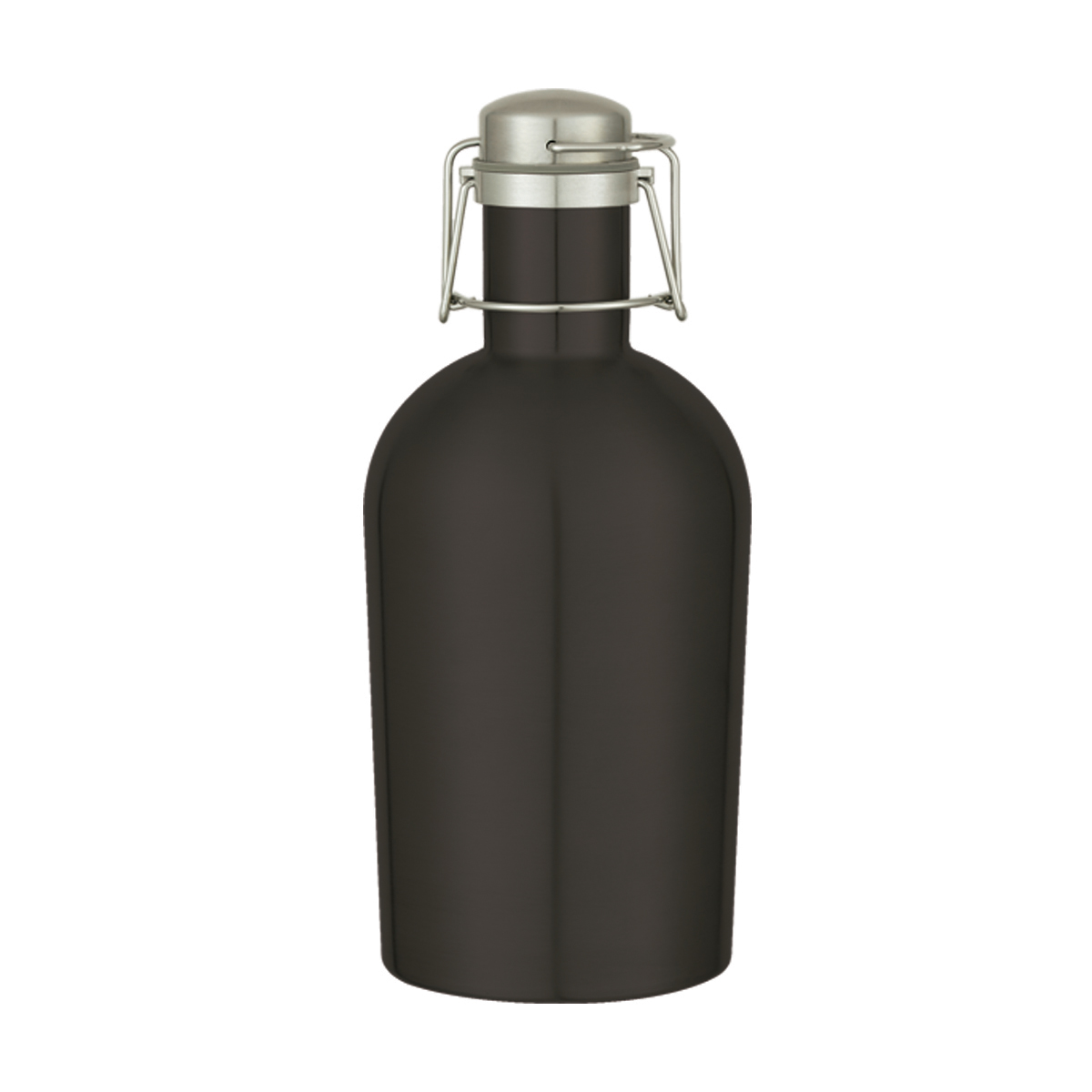 #CM 5709 - 64 Oz. Stainless Steel Growler