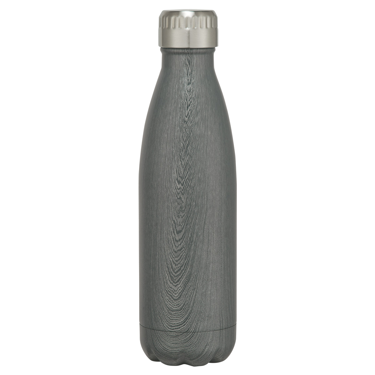 #CM 5736 - 16 Oz. Swig Stainless Steel Woodtone Bottle