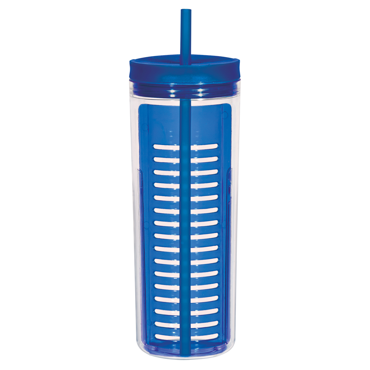 #CM 5820 - 20 Oz. Infusion Bottle With Straw