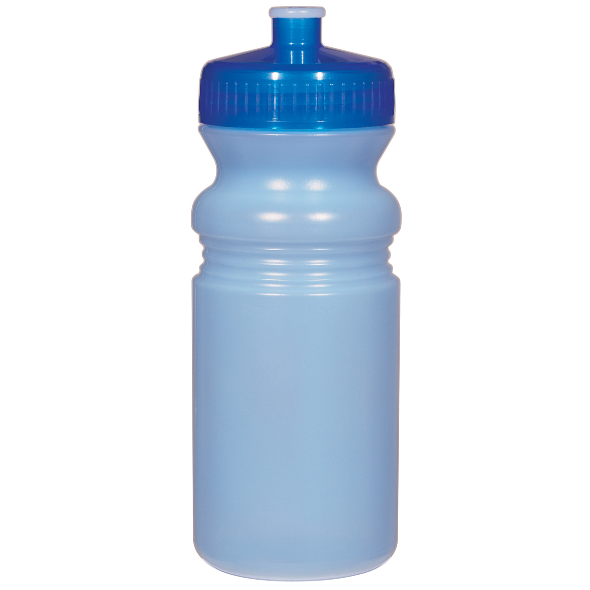 #CM 5894 - 20 Oz. Frosted Fitness Bottle