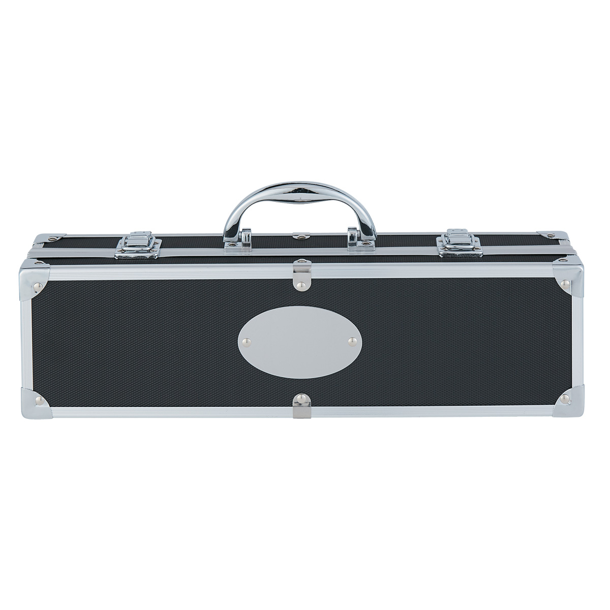 #CM 7036 BBQ Set In Aluminum Case