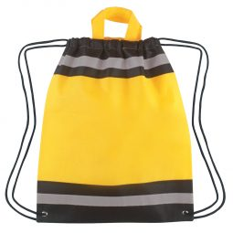 #CM 3373 Small Non-Woven Reflective Hit Sports Pack