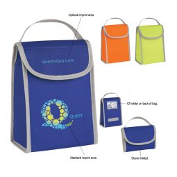 #CM 3508 Non-Woven Folding Identification Lunch Bag