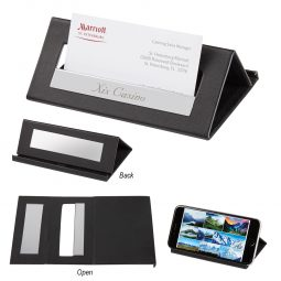 Business Card Holders / Media Stands
