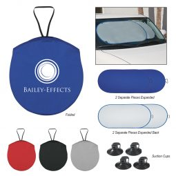 #CM 7037 Collapsible Automobile Sun Shades