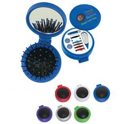 #CM 7115 - 3-In-1 Brush With Sewing Kit