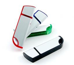 Plastic USB Flash Drives