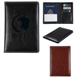 #CM 1628 Executive RFID Passport Wallet