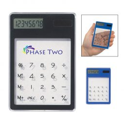 #CM 1673 Clear Solar Calculator