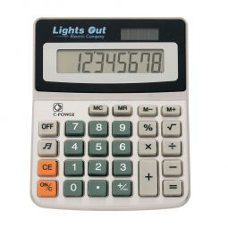 #CM 1676 Dual Power Calculator