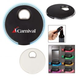 #CM 2009 LED Light Up Coaster