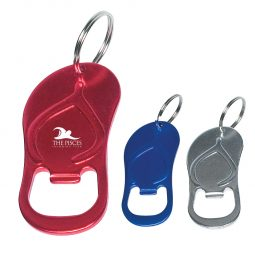 #CM 2062 Sandal Bottle Opener Key Ring
