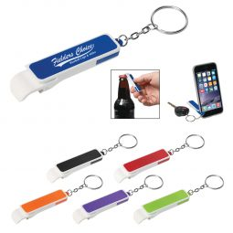#CM 206 Bottle Opener/Phone Stand Key Chain