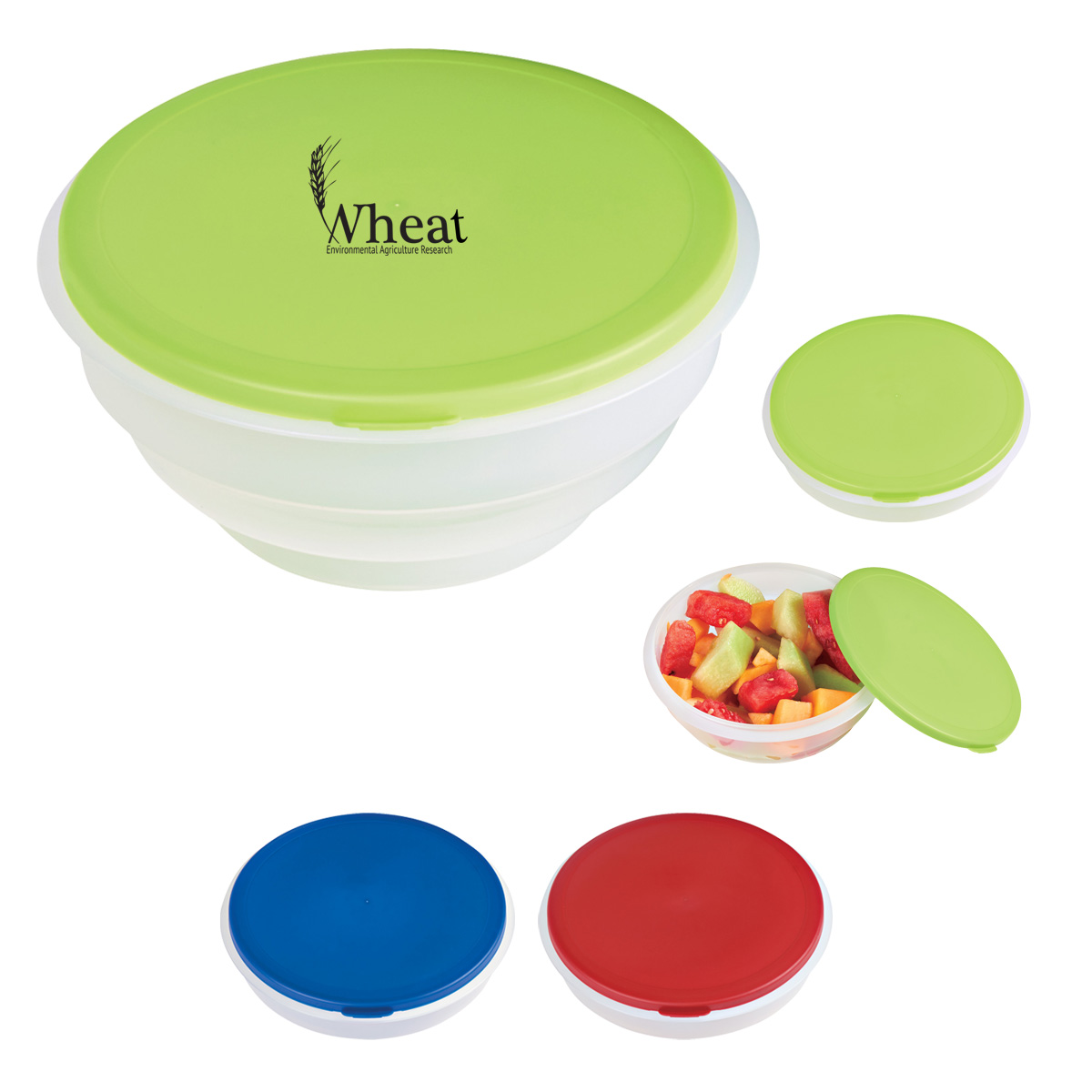 #CM 2123 Collapsible Big Lunch Bowl