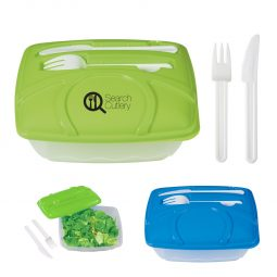 #CM 2128 Wave Lunch Container
