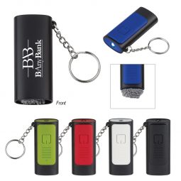 #CM 223 Key Chain Light With Screen Cleaner