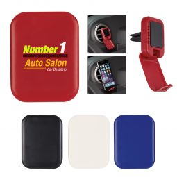 #CM 242 Auto Air Vent Freshener With Phone Holder