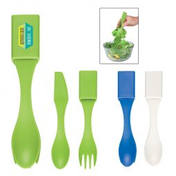 #CM 2462 - 4-In-1 Biggie Utensil Set