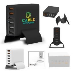 #CM 2681 PowerHub 6-Port USB Wall Charger