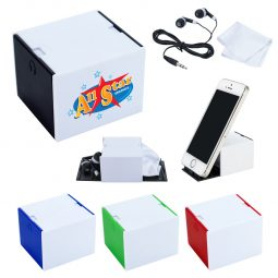 #CM 2714 - 3-In-1 Desk Cube