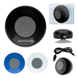 #CM 2745 Waterproof Shower Speaker