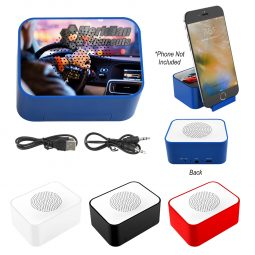 #CM 2759 Lean On Me Jr. Wireless Speaker With Phone Stand