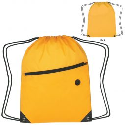 #CM 3065 Hit Sports Pack With Front Zipper