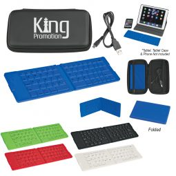 #CM 2930 Folding Wireless Keyboard With Case