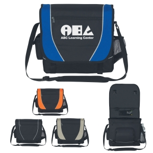#CM 3004 Elite Messenger Bag 1