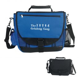 #CM 3024 Carry-On Companion Messenger Bag