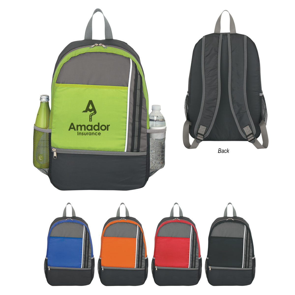 #CM 3027 Sport Backpack