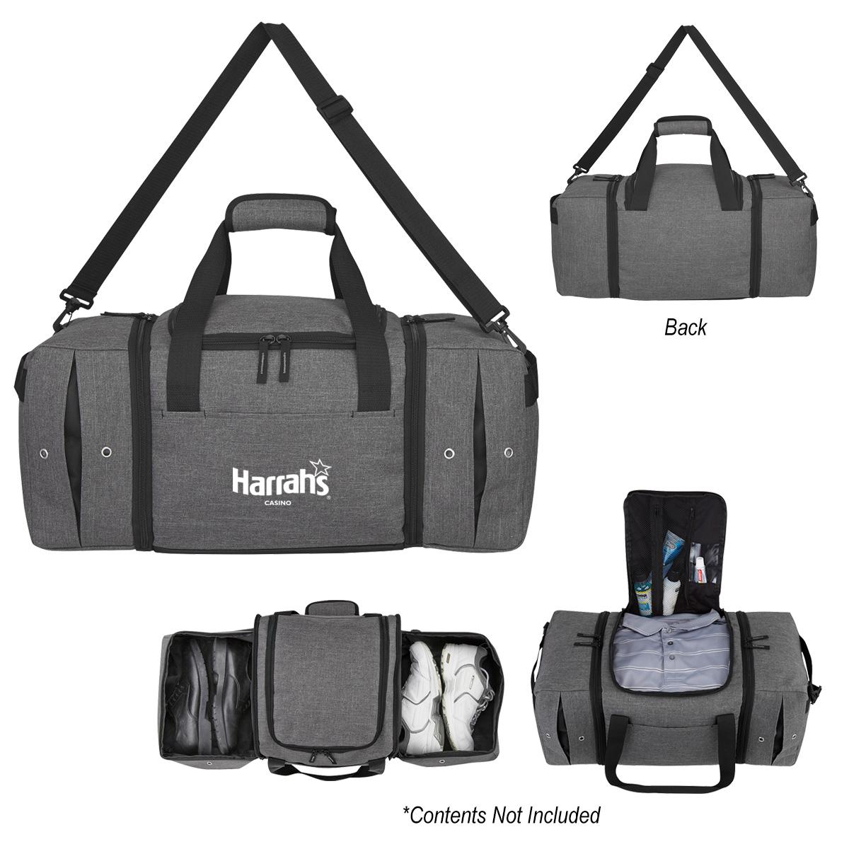 #CM 3102 Deluxe Sneaker Duffel Bag 1