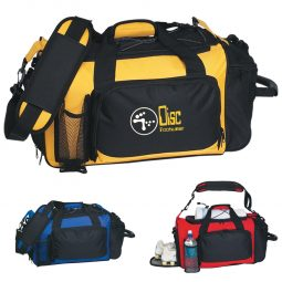 #CM 3111 Deluxe Sports Duffel Bag