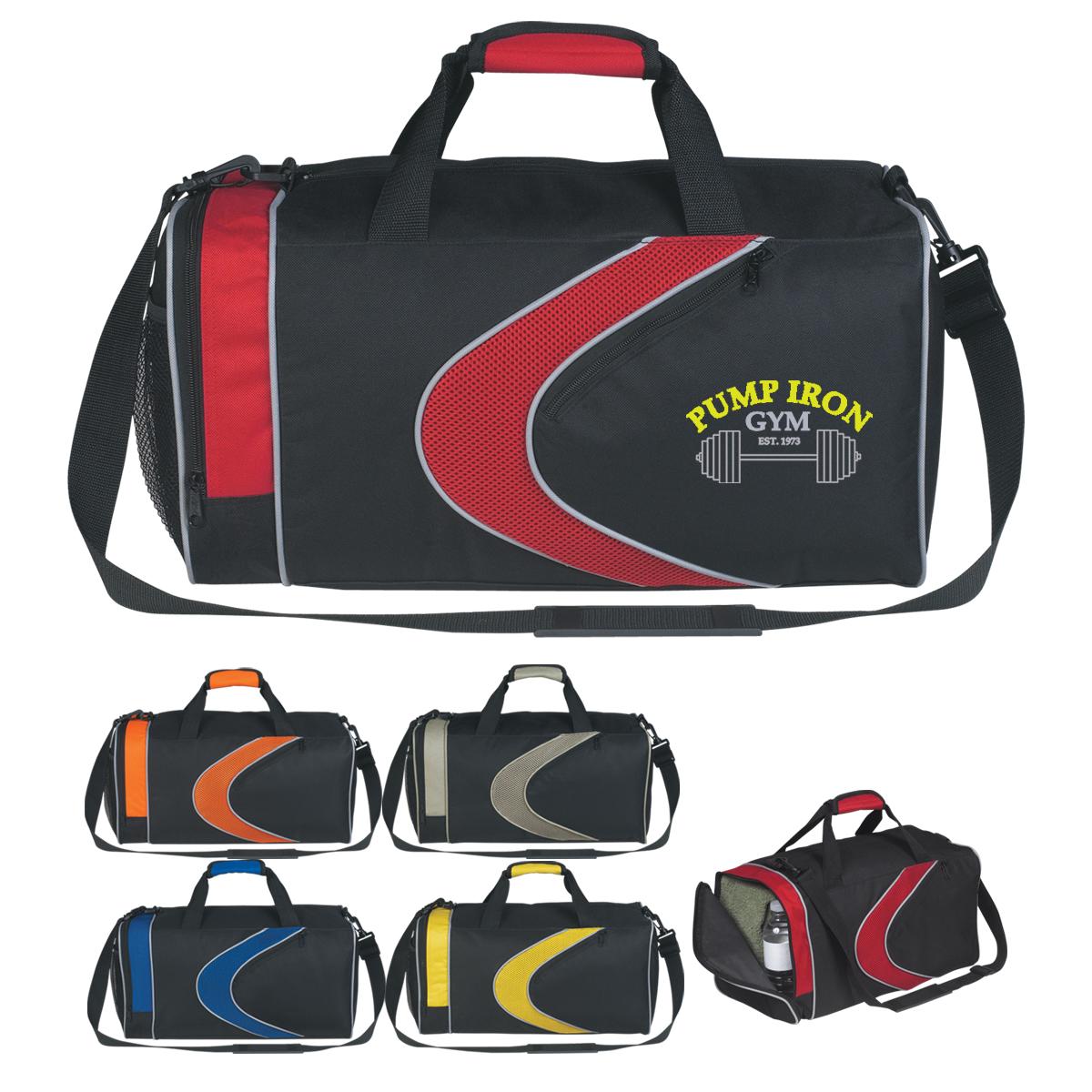 #CM 3127 Sports Duffel Bag