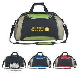 #CM 3128 Excel Duffel Bag