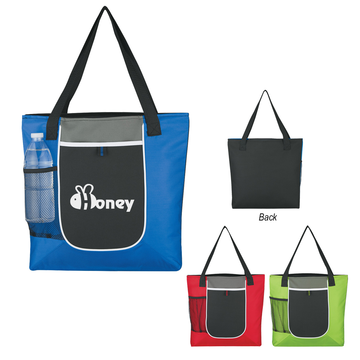 #CM 3141 Roundabout Tote Bag