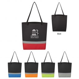 #CM 3152 The Deuce Reflective Tote Bag