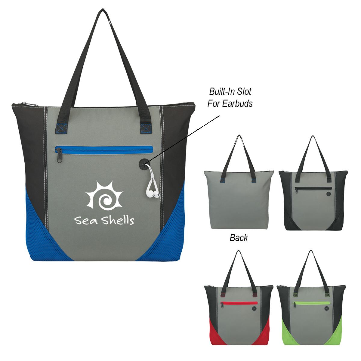 #CM 3173 Delta Tote Bag