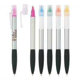 #CM 320 Neptune Pen With Highlighter