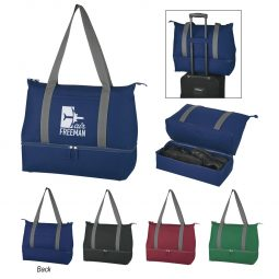 #CM 3217 Mission Dual Compartment Tote Bag