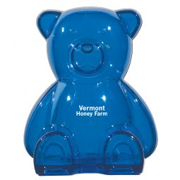 #CM 4063 Plastic Bear Shape Bank