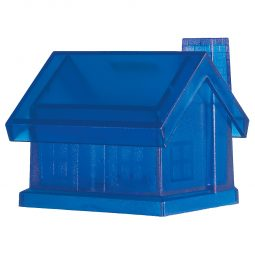 #CM 4065 Plastic House Shape Bank