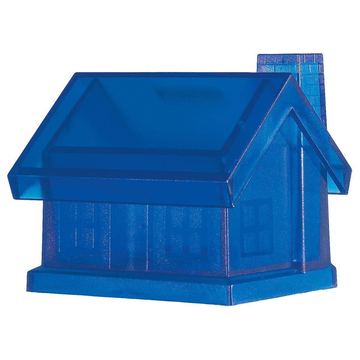 #CM 4065 Plastic House Shape Bank 1