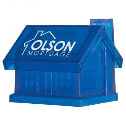 #CM 4065 Plastic House Shape Bank