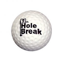 #CM 4070 Golf Ball Shape Stress Reliever