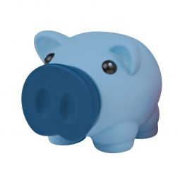 #CM 5052 Mini Prosperous Piggy Bank