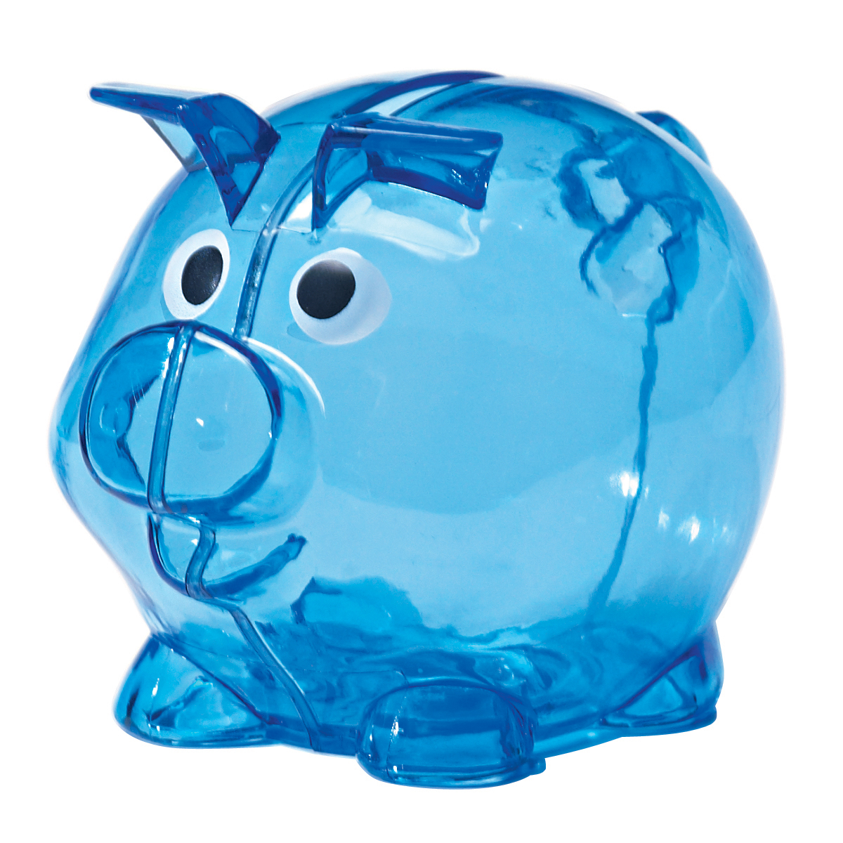 #CM 5062 Mini Plastic Piggy Bank 1