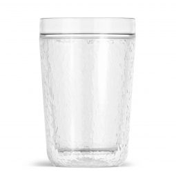 #CM 5617 - 16 Oz. ThermoServ Hammered Tumbler