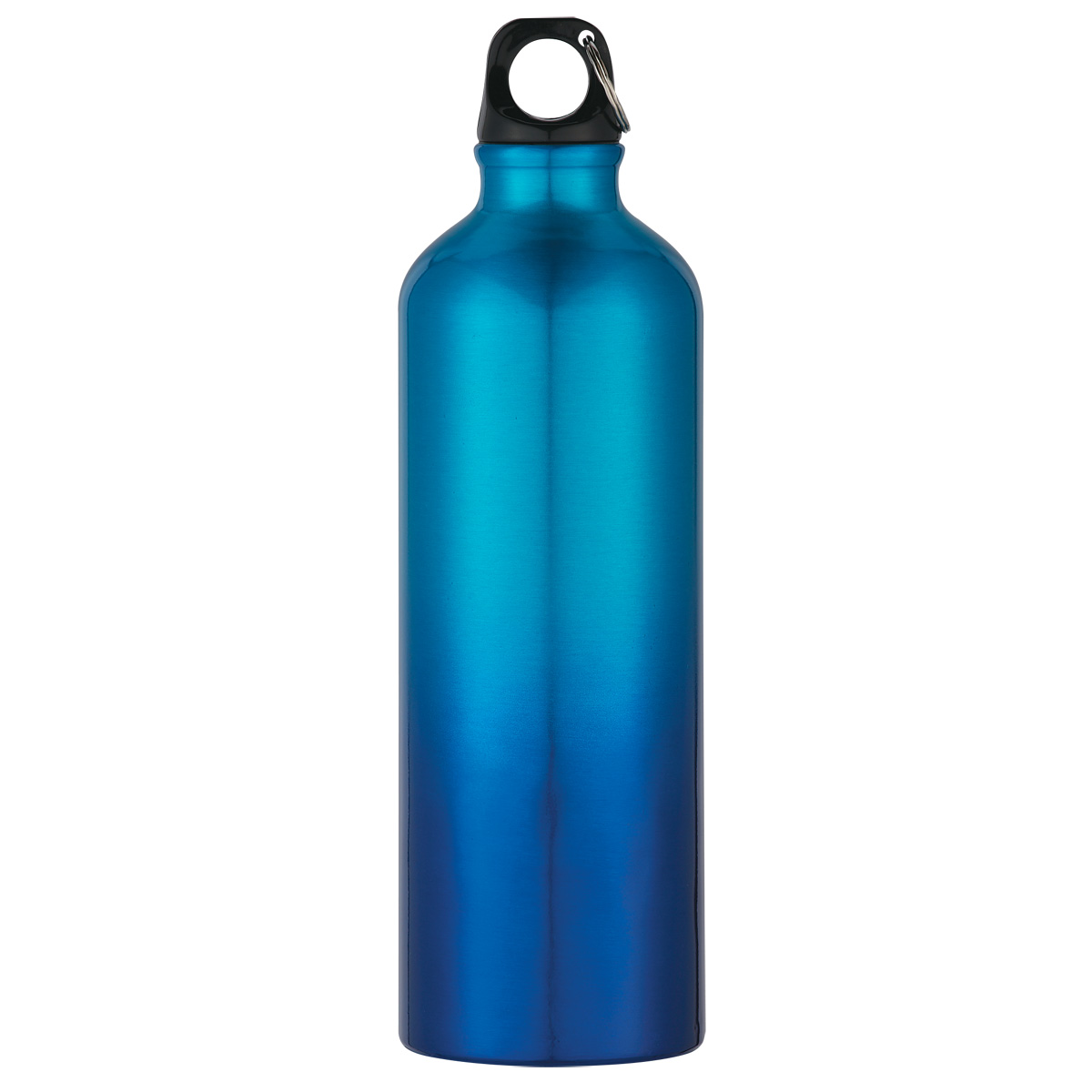 #CM 5722 - 25 Oz. Gradient Aluminum Bike Bottle